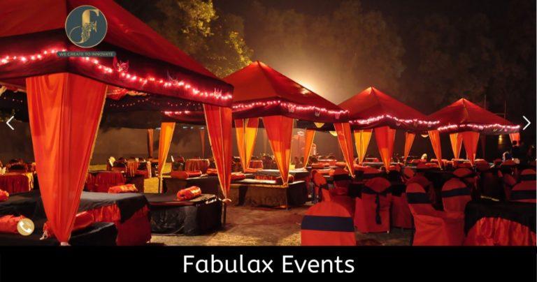 Fabulax-events-management-company-meerut