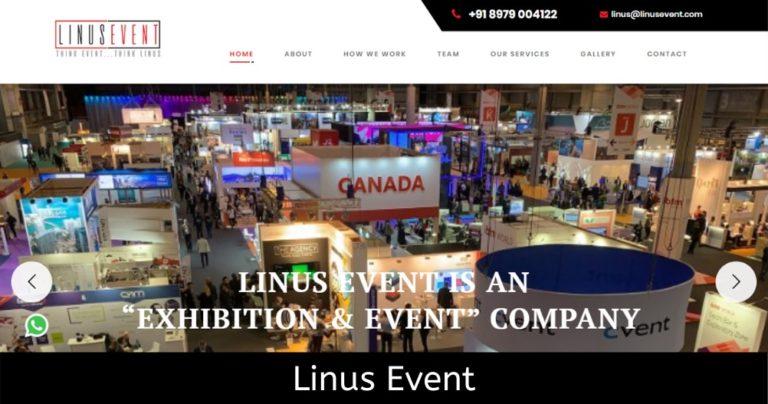 Linus-event-management-company