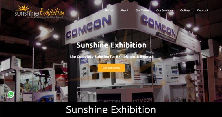 Sunshine-Exhibition-management-company-agency