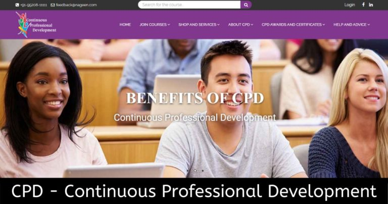 cpd-Continuous-Professional-Development