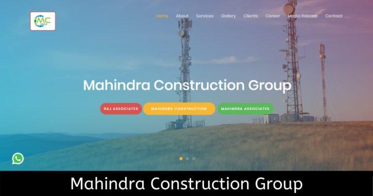 mahindra-construction-group-meerut-agency