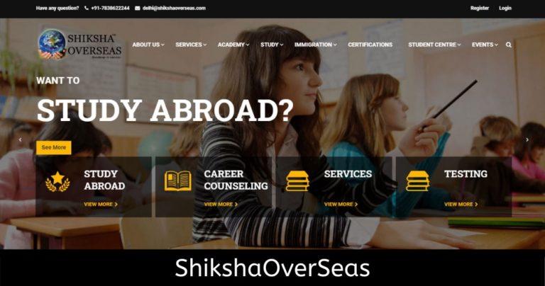 shiksa-over-seas-meerut-website-design-company-delhi-ncr