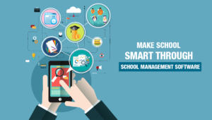 smart school management software