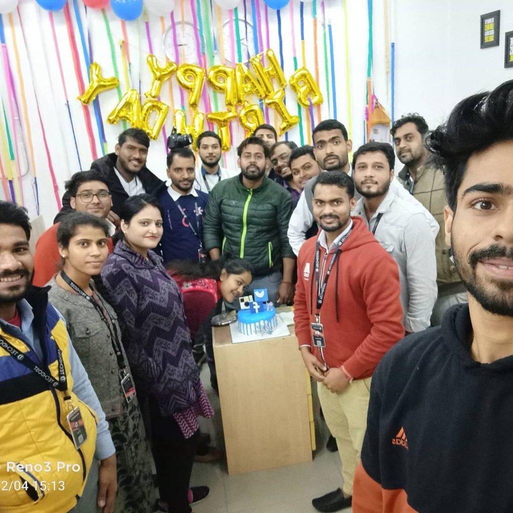 techdost-birthday-party