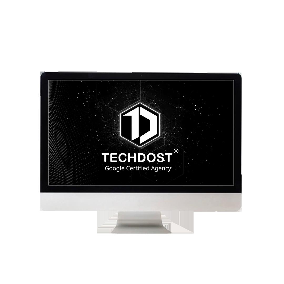 TechDost-iMac-Wallpaper