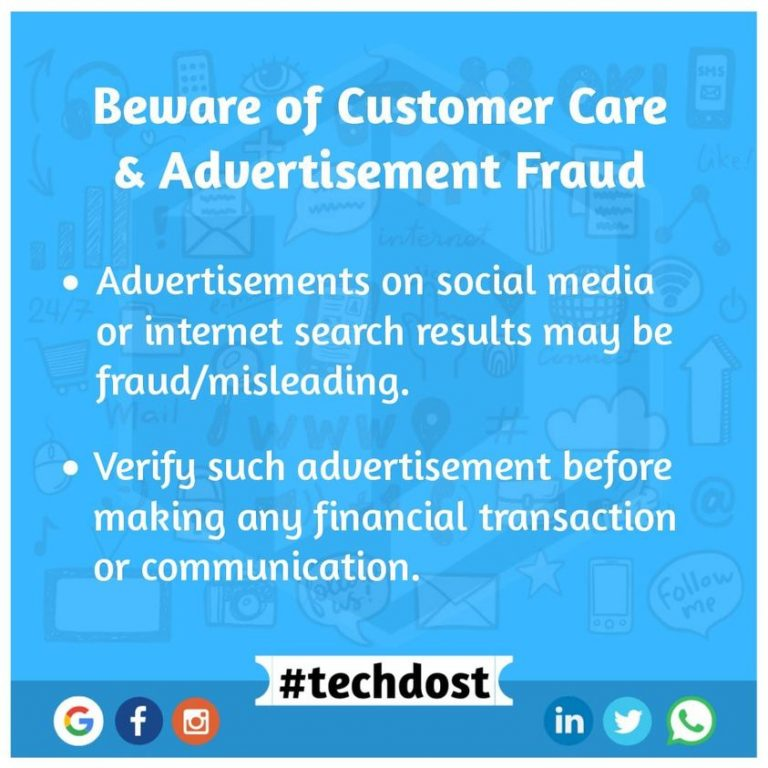 customer-care-advertising-fraud-tips